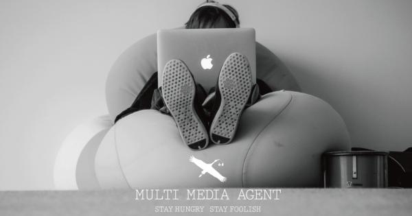 コーポレートサイト制作実績:マルチメディアエージェントのサムネイル画像