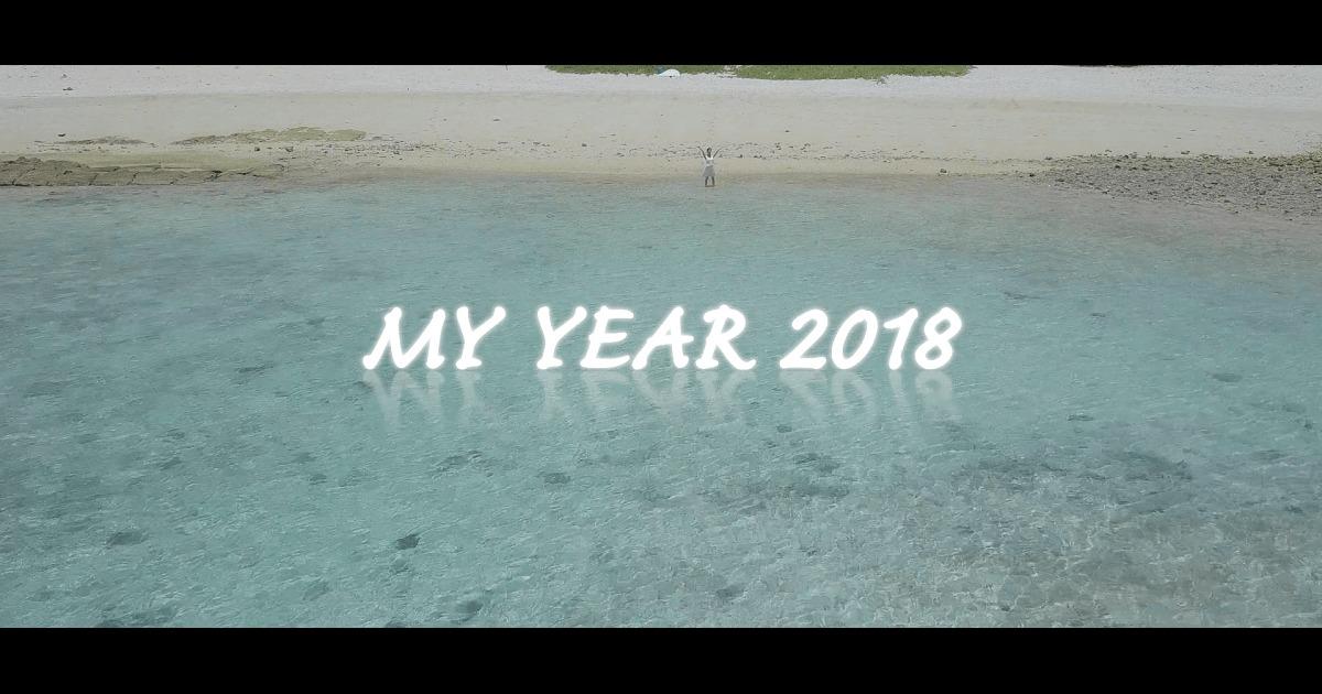 受賞歴:いばらきデジタルコンテンツ・ソフトウェア大賞2019で審査委員特別賞を受賞した作品「MY YEAR 2018」のサムネイル画像