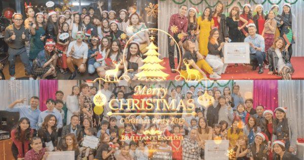 語学学校様のクリスマスパーティー映像制作のサムネイル画像