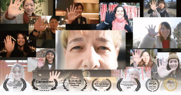 「受賞歴:ドローン空撮映像コンテストで受賞多数の映像作品」のサムネイル画像