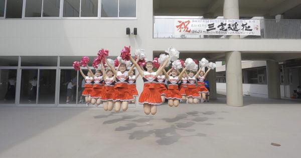 広島県立福山誠之館高校のオープンスクールメイキング映像のサムネイル画像